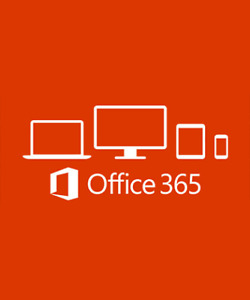 Microsoft Office 365 Account – 5 Users