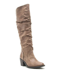 TAUPE TOBIN BOOT