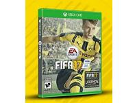 Fifa 17 on Xbox One