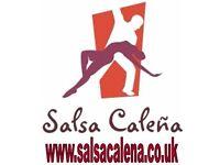 Ealing Salsa - Fun Salsa Classes every Tuesday in Ealing Broadway