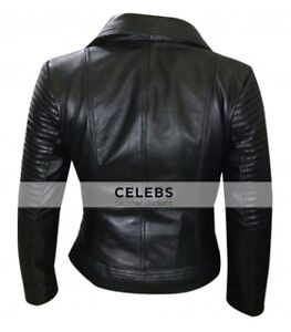 Gal Gadot (Gisele Harabo) Fast And Furious 6 Leather Jacket