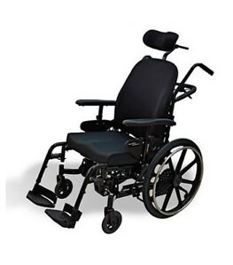 The Reclining Wheelchair come with the roho cushion It is a tilt