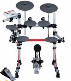 Yamaha DTXpress IV electronic drum kit