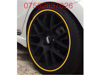Alloy wheel protection Ford Fiesta Focus Ka ST RS Zetec Transit Xr2 Cosworth Ghia 16v Escort Mondeo