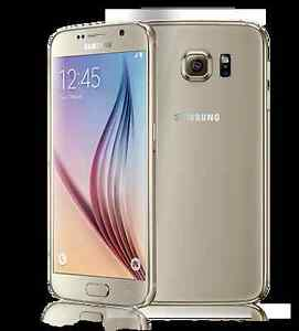 Samsung s6 gold with fast charging charger Gatineau Ottawa / Gatineau Area image 1