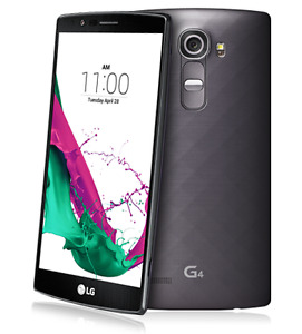 LG G4, Unlocked & Wind. 32gb. With Warranty @ Mallysh's