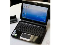 ASUS LAPTOP NETBOOK WINDOWS 7 DVD PLAYER WITH A 9 HOUR BATTERY LIFE