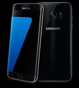 SAMSUNG GALAXY S7 EDGE 32GB BLACK- BRAND NEW WITH WARRANTY