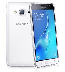 Samsung galaxy j3 16GB sim free brand new boxed with two years warranty