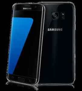 Samsung Galaxy S7 Edge 32GB Black - NEW - RRP $1249 NOW $1000 Fairfield Fairfield Area Preview