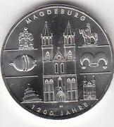 10 Euro Magdeburg