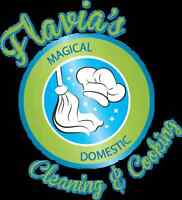 CHRISTMAS CLEANING Flavia's Magical Cleaning 902-499-1211