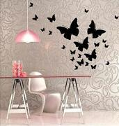 Girls Wall Stickers Removable