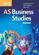 OCR as Business Studies