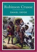Robinson Crusoe Book