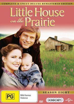 Little House On The Prairie : Season 8 | Digitally Remastered Edition 6 Disc Set