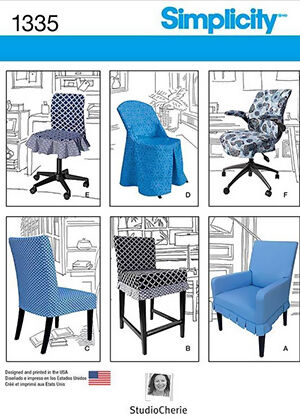 Simplicity Patterns For Home Decor