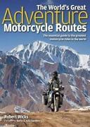 Adventure Motorcycling Books