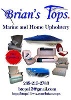 Upholstery, Marine and Home