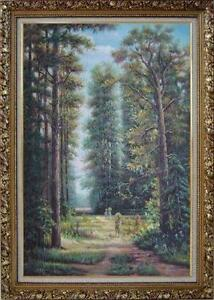 d42ab4fa0f94 Old Framed Oil Paintings