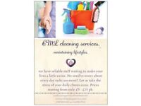Cml cleaning services