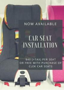 Car Seat Installation Services