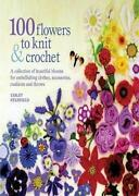 Knitted Flowers Book