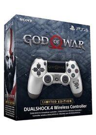 God of War Limited Edition DualShock 4 Controller
