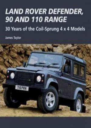 Land Rover Defender Book Ebay