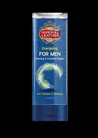 5 NEW Bottles of Imperial Leather 2-1 For Men