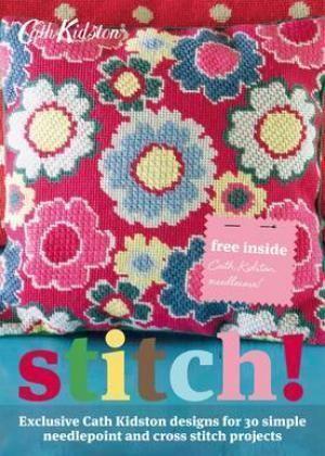 Cath Kidston Stitch Book | eBay