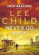Lee Child New Book