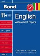 Bond Assessment Books