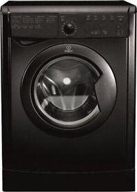 Black indesit 7.0kg tumble dryer