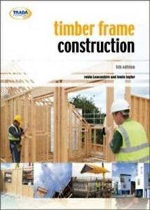 Timber Frame Construction, Taylor, Lewis 9781900510820  Book