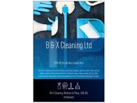 B & X Cleaning