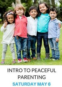Intro to Peaceful Parenting WORKSHOP