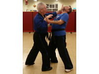 Shinji-Ru Karate and Realistic Self Defence Private lessons over 40 yrs experience