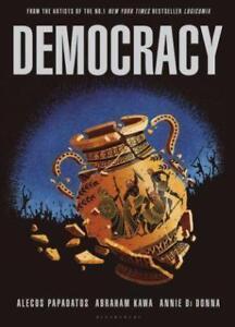 Papadatos Alecos-Democracy  BOOK NEU