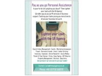 Personal Assistant - pay as you go PA