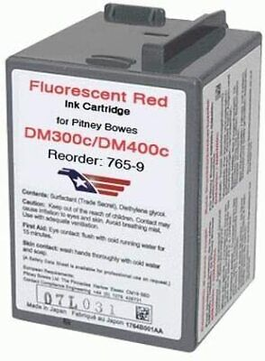 Pitney Bowes Compatible Red Ink Cartridge 765-9