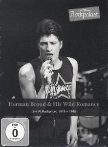 Herman Brood & His Wild Romance - Live At Rockpalast *DVD*NEU*
