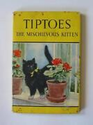 Tiptoes The Mischievous Kitten