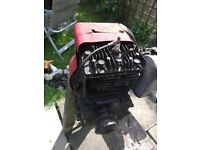 SUFFOLK PUNCH OLD PETROL MOWER ENGINE ONLY COMPLETE EXCEPT FUEL TANK