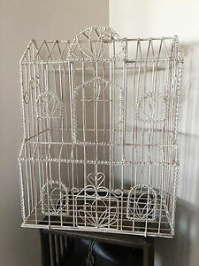 Set of Two Cute Birdcages