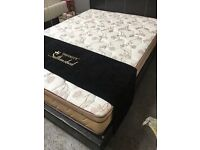 NEW SINGLE JUMBO MATTRESS FIRM ANTI ALLERGIC- FAST DELIVERY