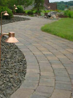 Experienced Lock-stone Installer Looking for Jobs