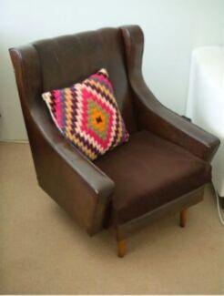 Shabby chic armchair $40! Marrickville Marrickville Area Preview