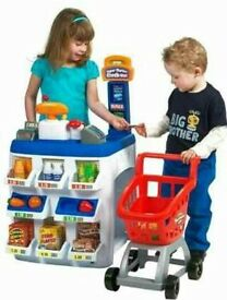Deluxe Supermarket Toy