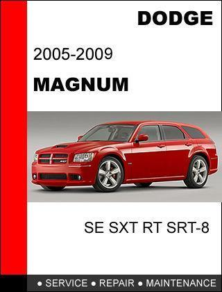 Dodge magnum repair manual ebay publicscrutiny Image collections